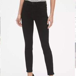Gap 1969 Skinny Angel Jeans Cotton Spandex 26P
